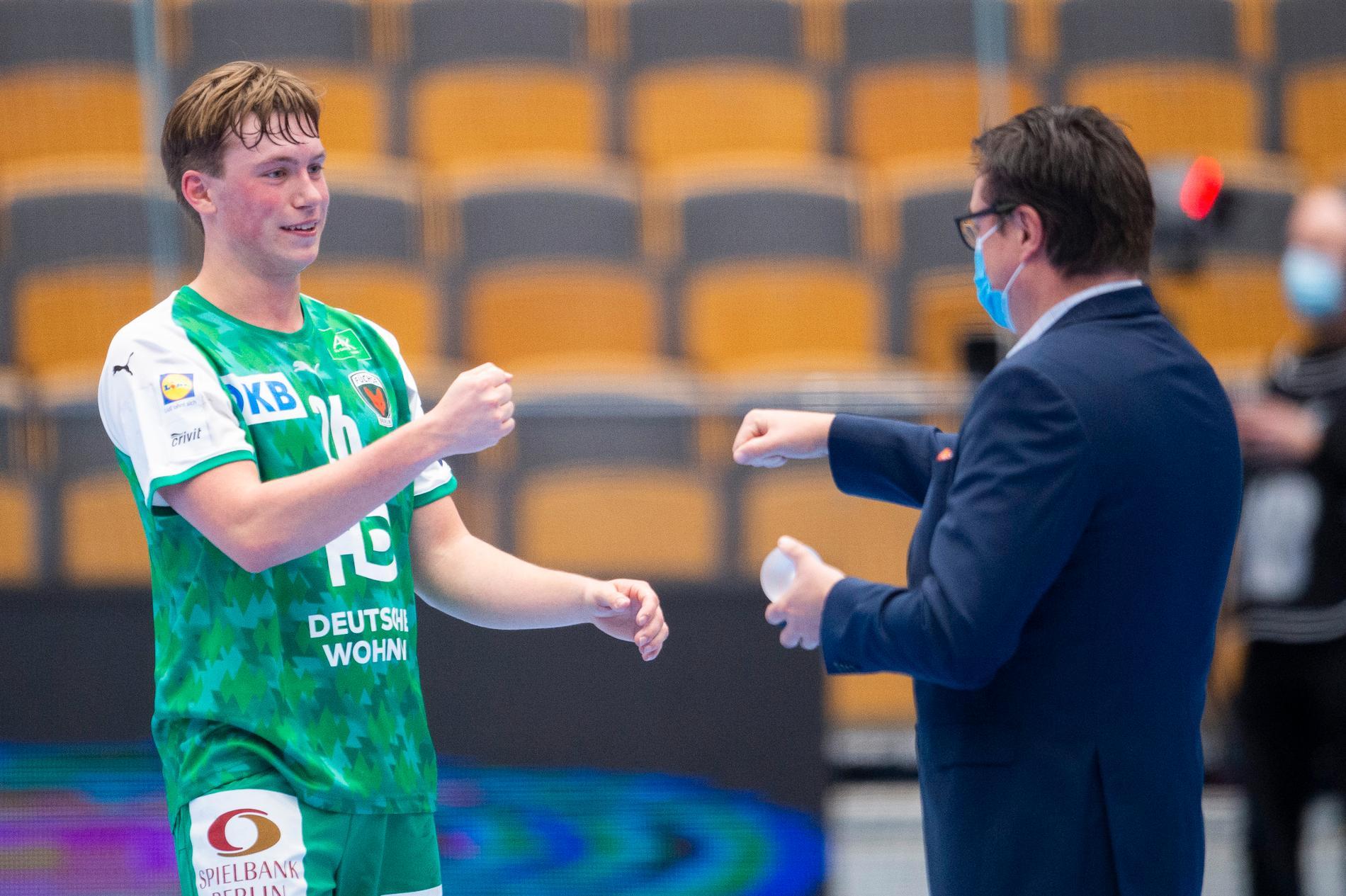 VM-stjärnan Valter Chrintz var tillbaka i Kristianstad och sänkte sin förra klubb i Europaspelet.