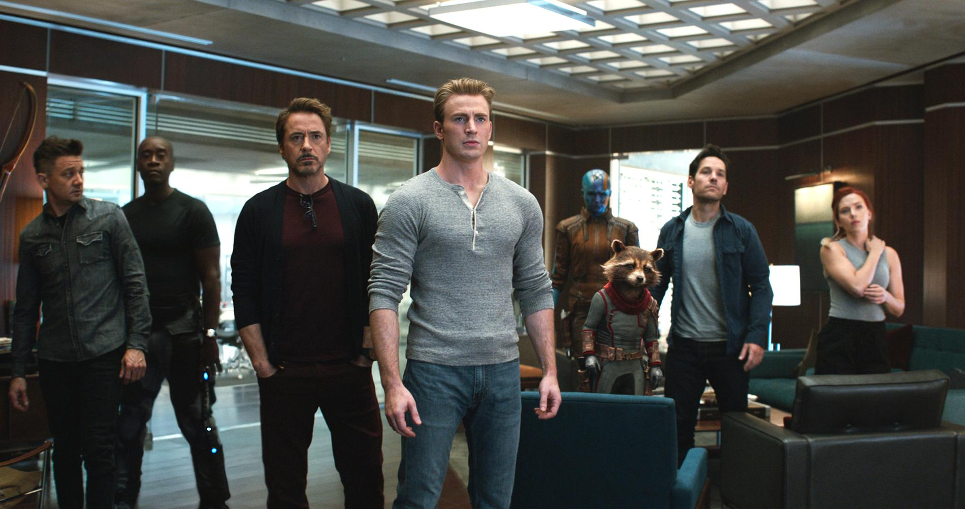 """""""Avengers: Endgame""""."""
