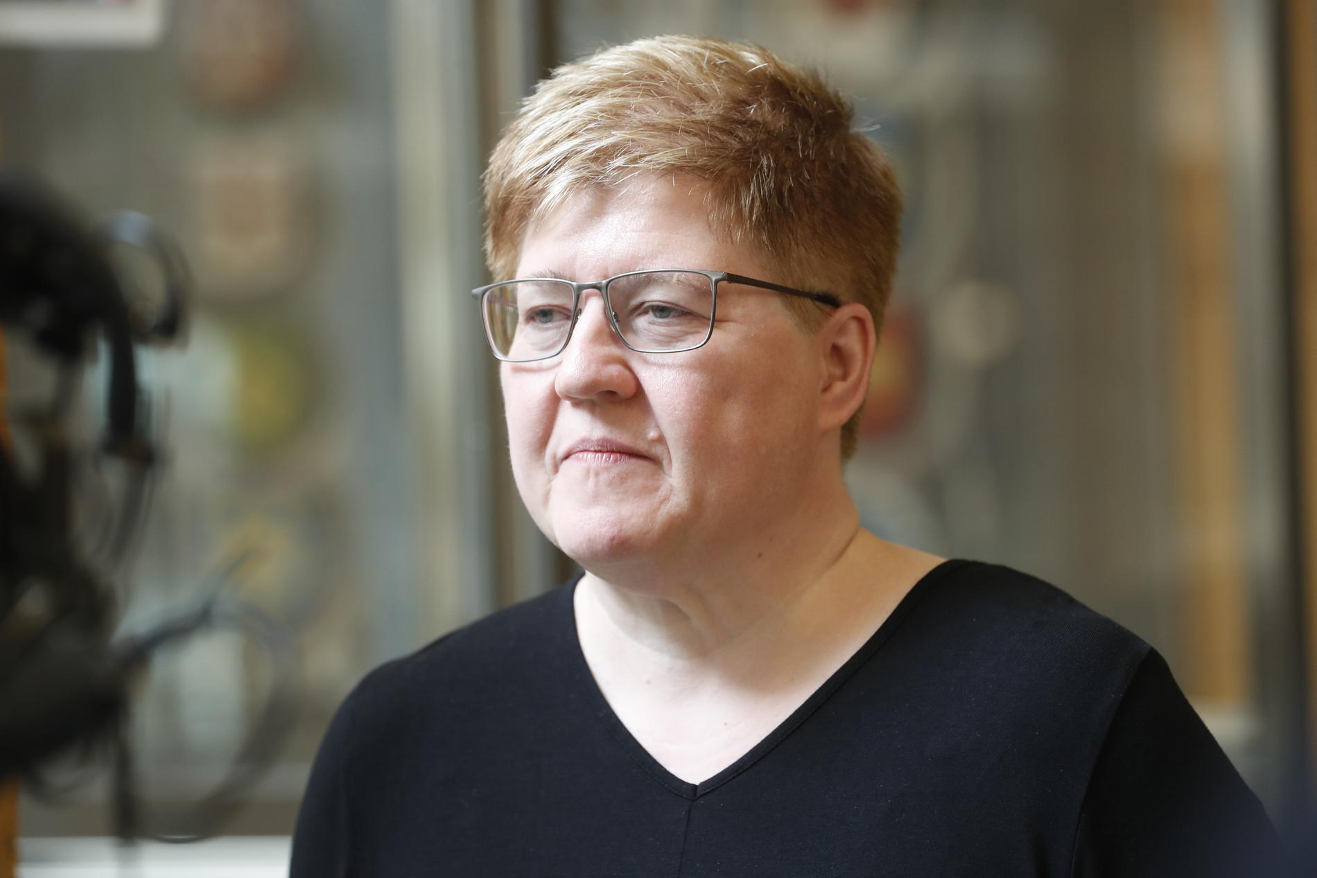 kammaråklagare Britt-Louise Viklund.