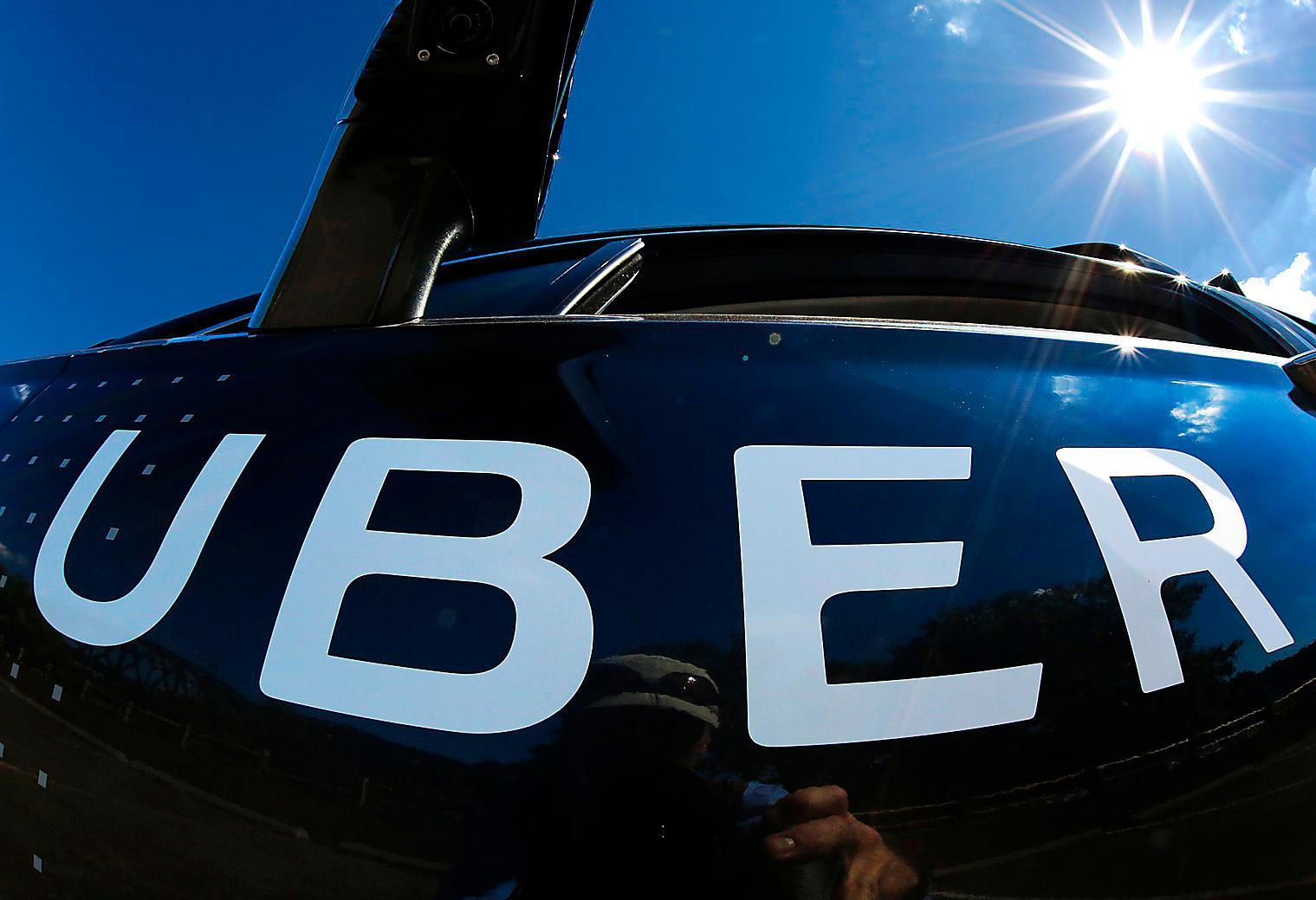 Ubers taxiverksamhet har över 300000 frilansande chaufförer bara i USA och ytterligare flera hundra tusen  i ett sextiotal länder världen över.