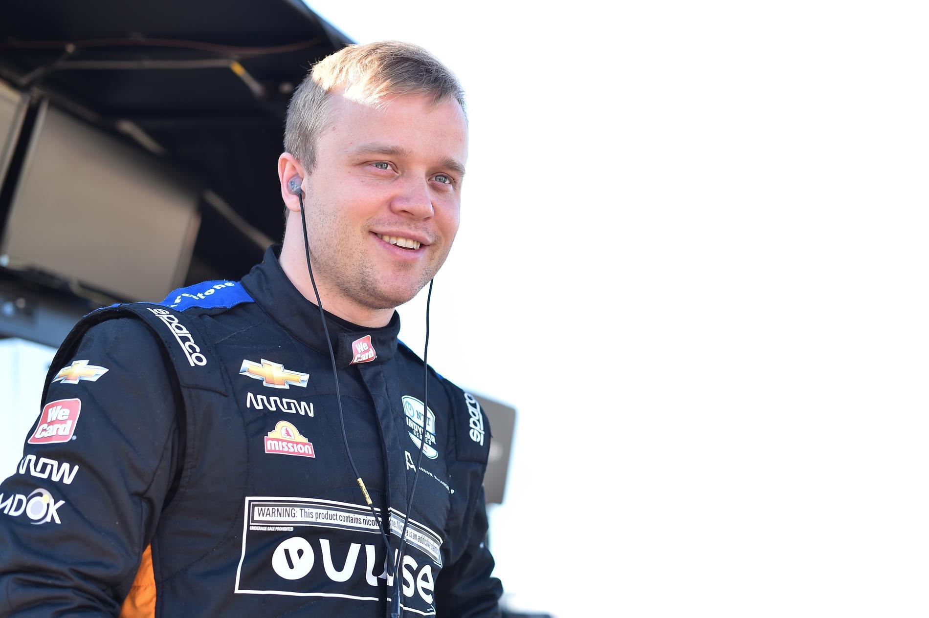 Felix Rosenqvist är redo för NTT IndyCar Series 2021