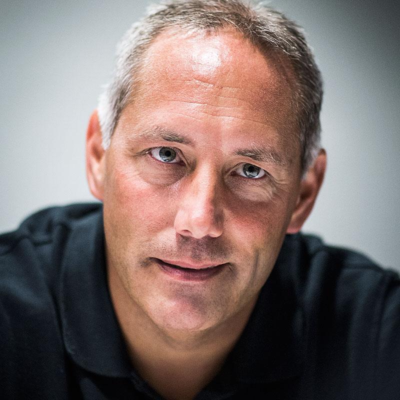 Skellefteås general manager Lars Johansson.