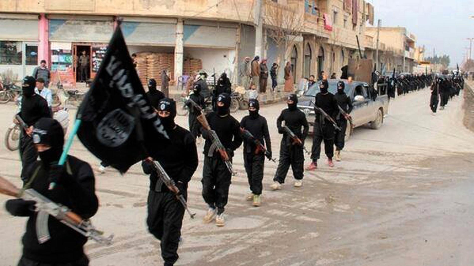En FN-rapport varnar för att Islamiska staten kan utföra internationella terrorattacker före årets slut. Arkivbild