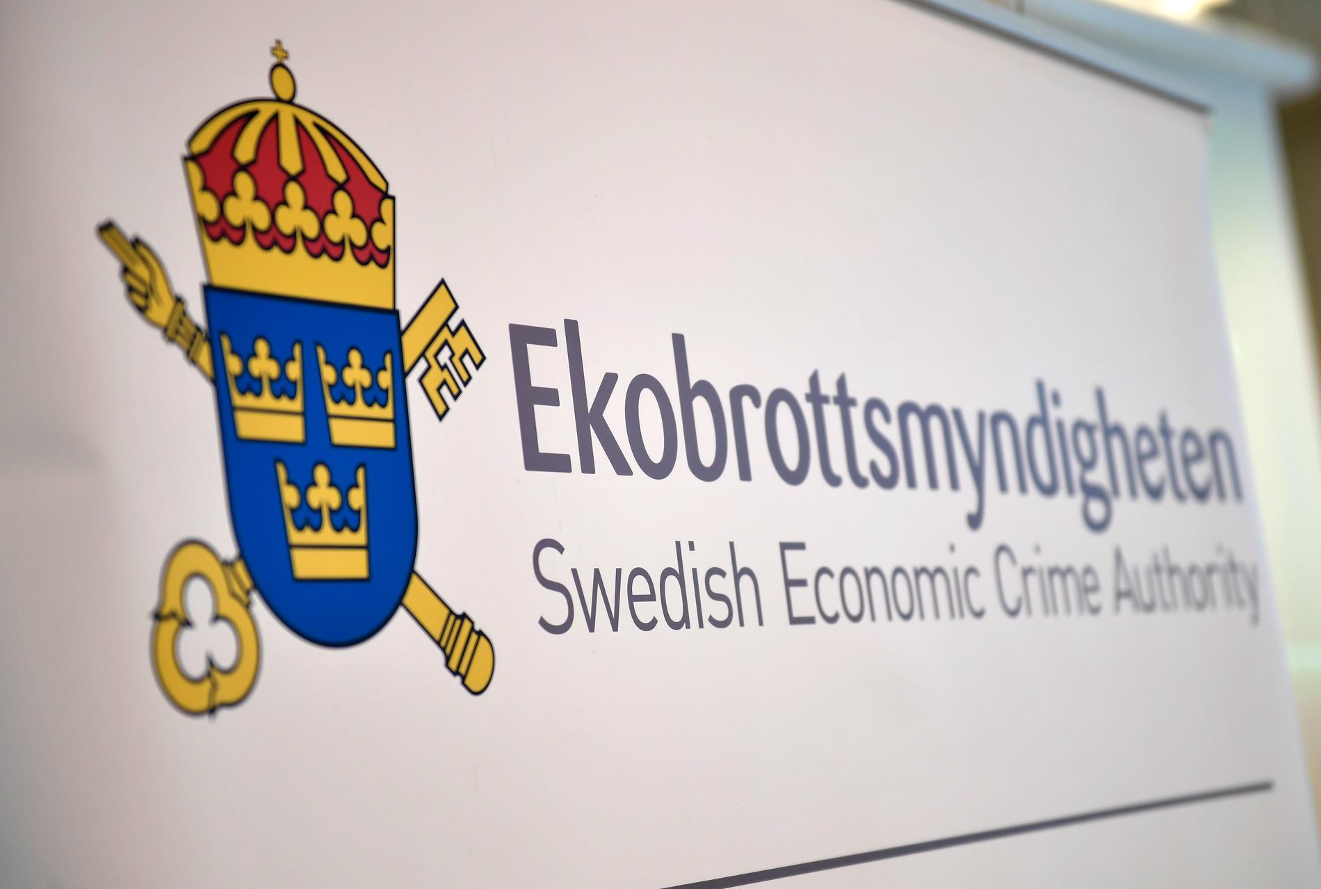 Totalt åtalas 14 personer i ärendet, som omfattar totalt 27 brottsmisstankar, enligt Ekobrottsmyndigheten. Arkivbild.