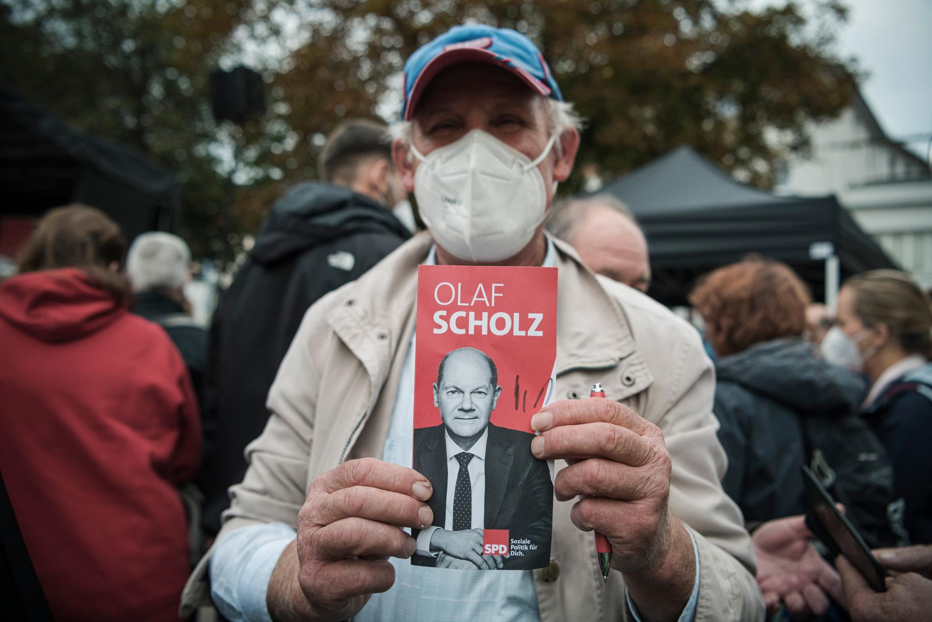 Valkampanjen har delvis präglats av de begränsningar som följer av pandemin