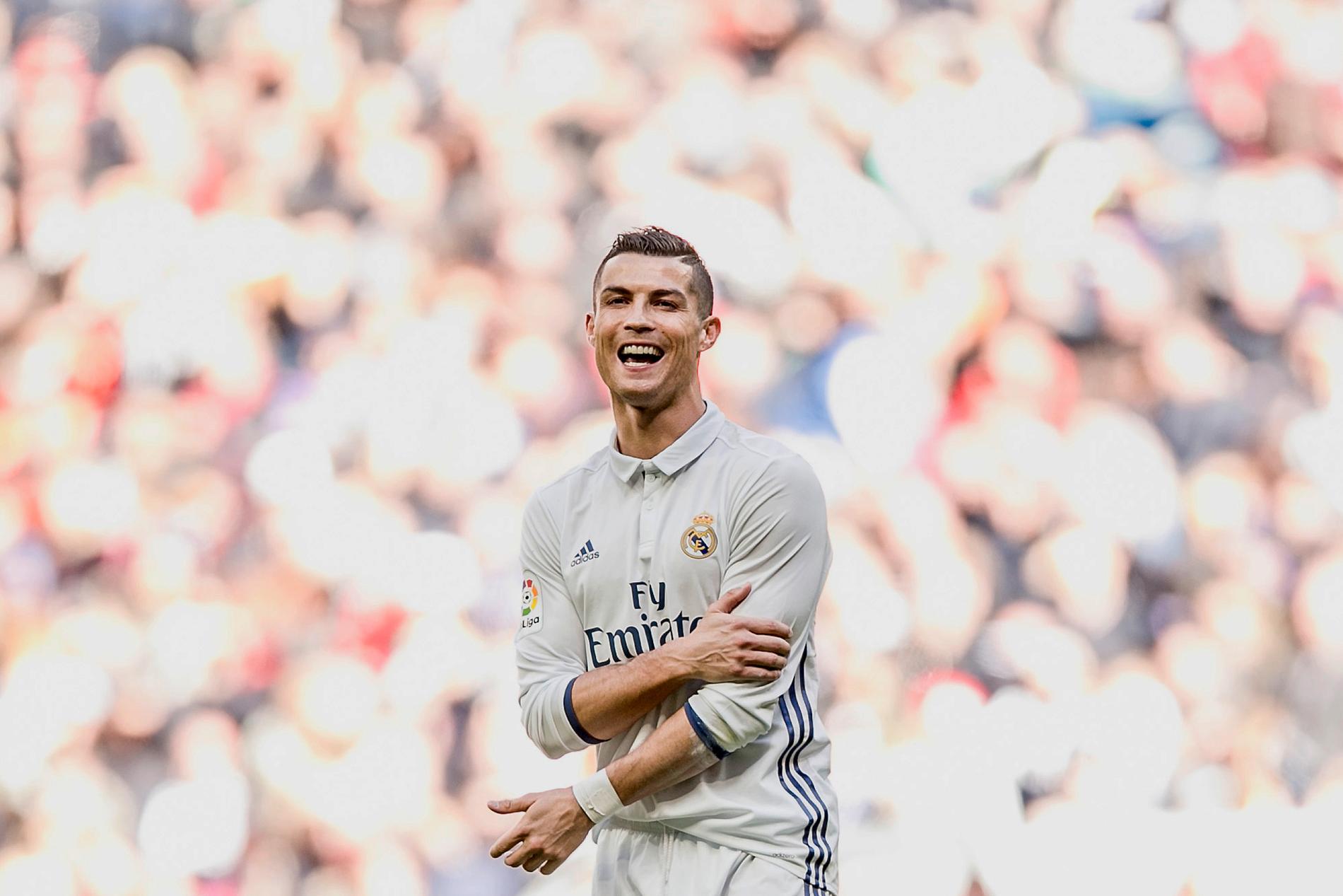 Ronaldo kör på i Real.
