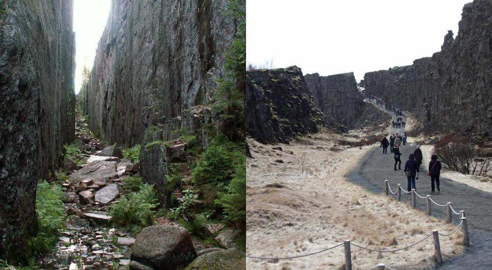 Skuleskogen – Island