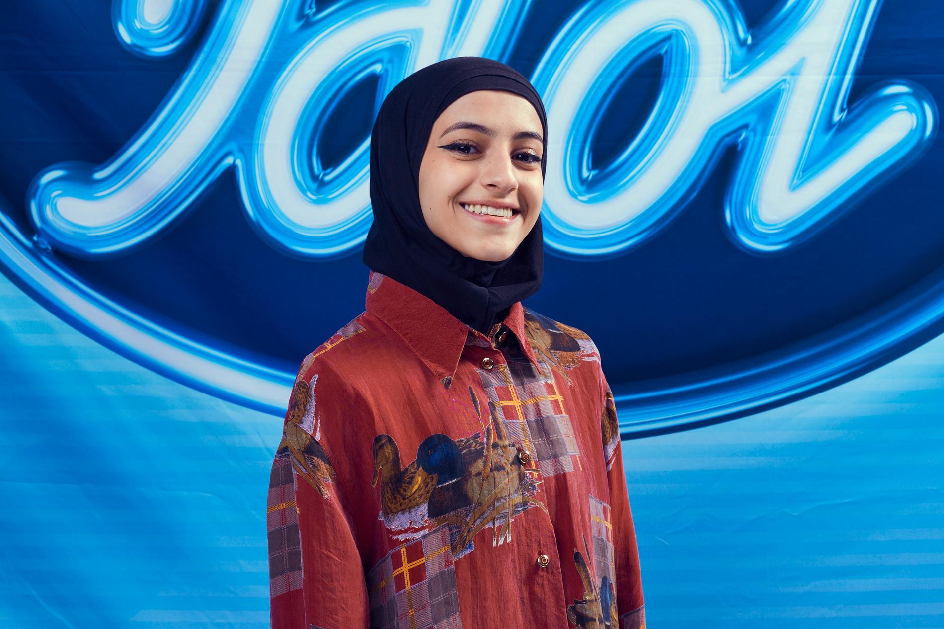 Amena Alsameai.