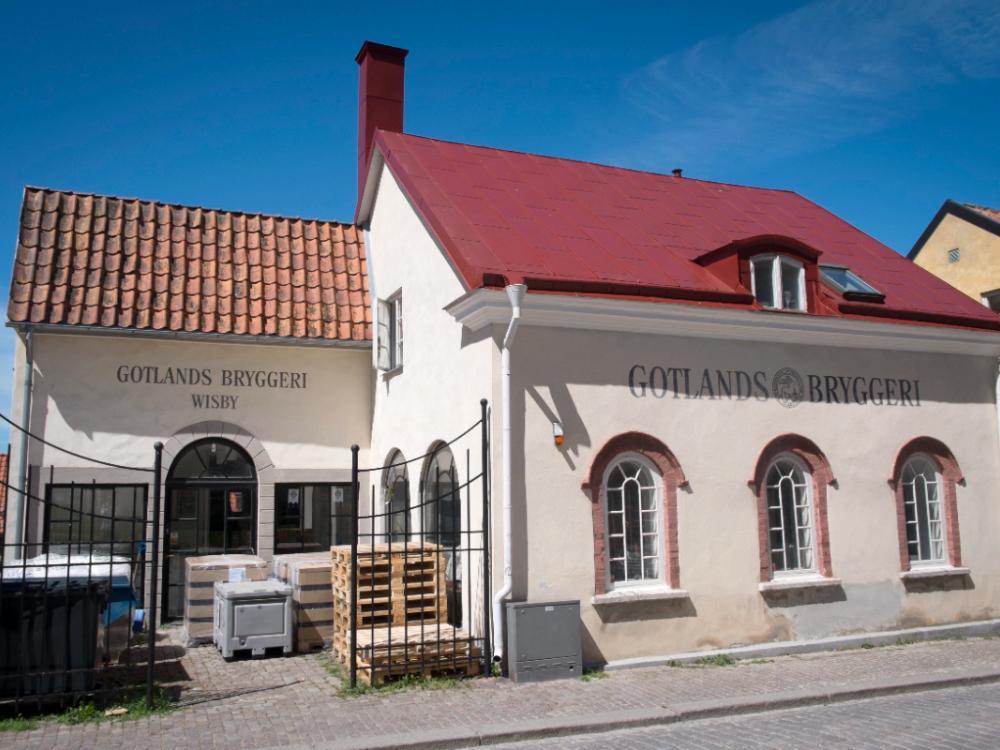 Gotlands bryggeri har allt från klassiker som pils och weisse till lite vildare smaker.