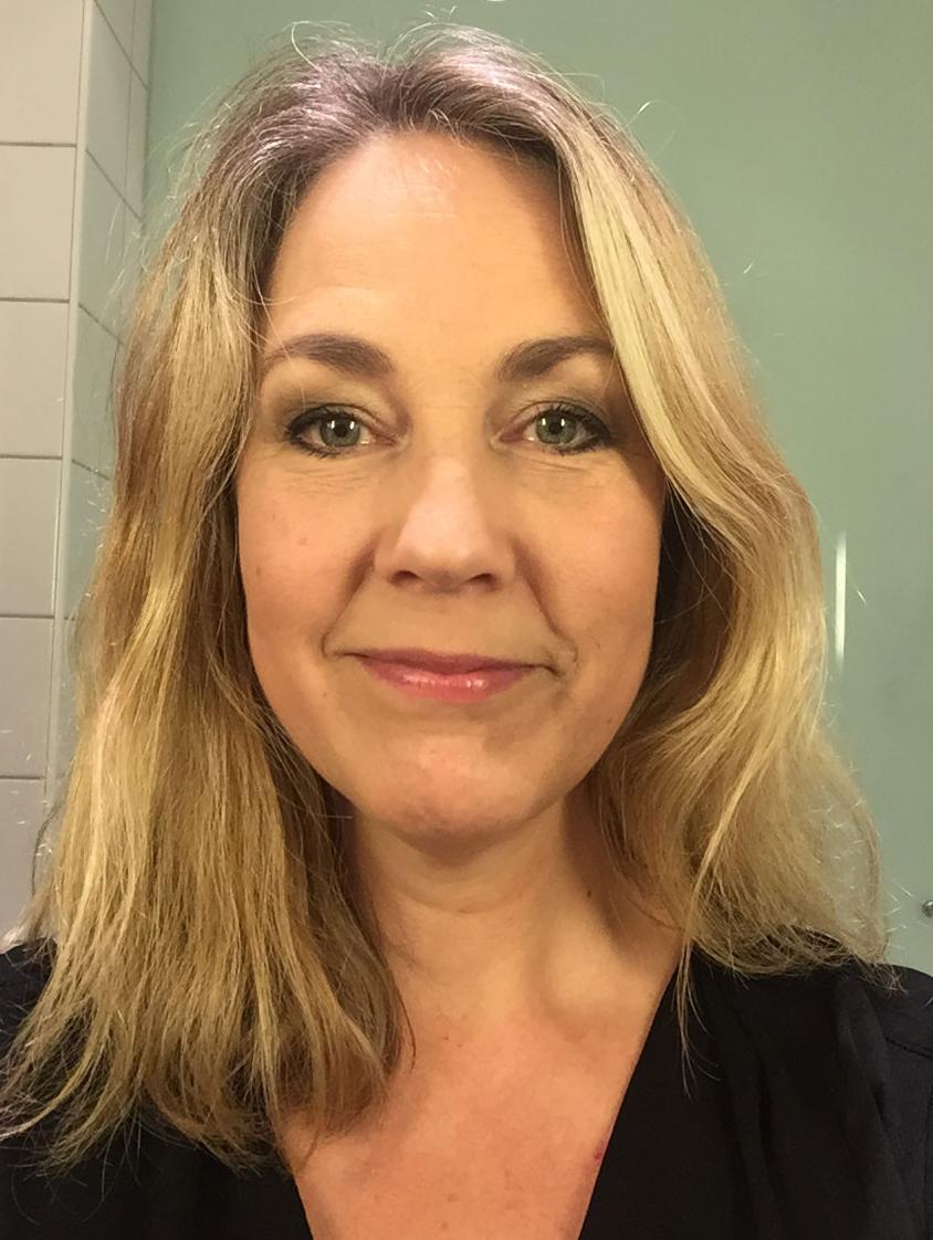 Helen Bjurberg, 45, är en av bloggarna som använder lökknepet när familjen drabbas av hosta.