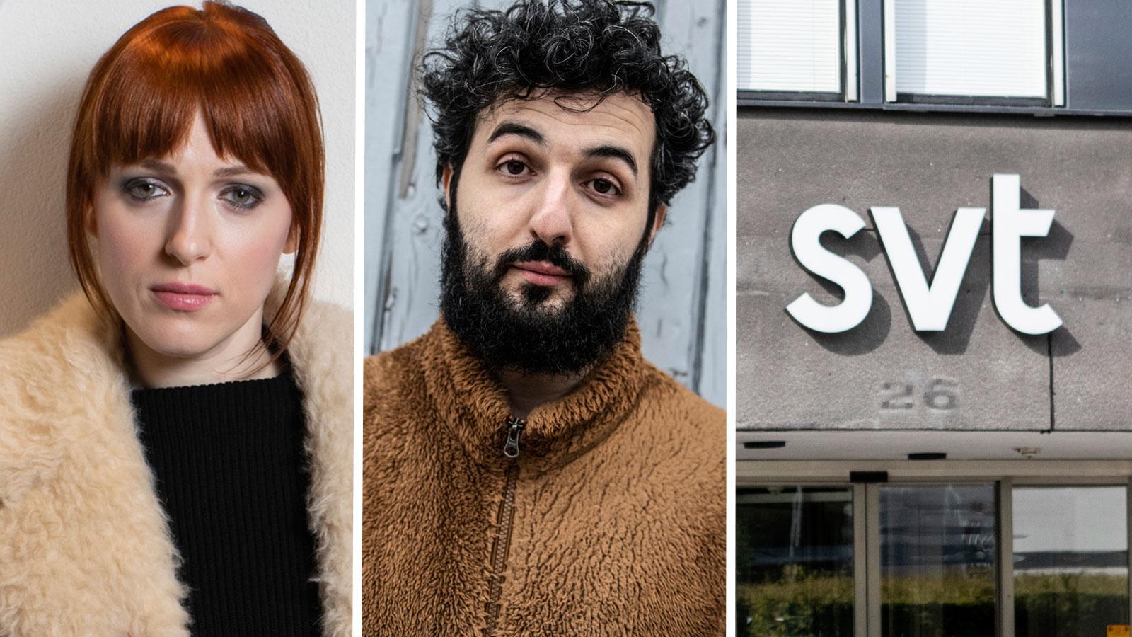Krismöte på SVT om Cissi Wallin-dokumentär