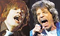 Nu får Pelle Almqvist se Mick Jagger live.