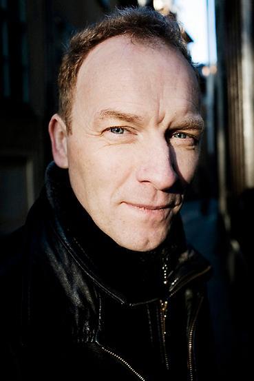 Jón Kalman Stefánsson (född 1963).
