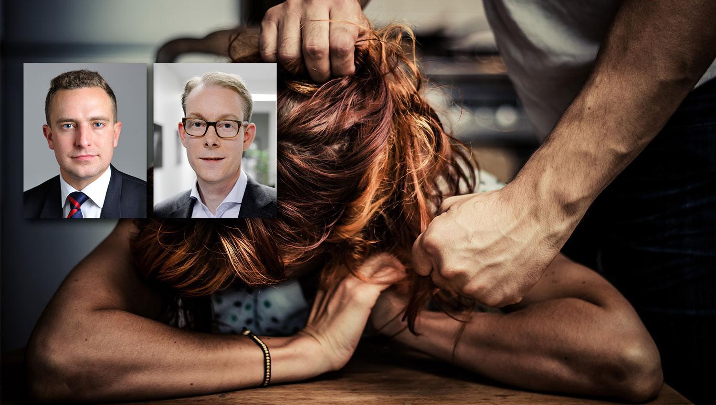 Sexualbrott måste både bestraffas hårdare och polisen måste få bättre utbildning för att reda ut brotten, skriver debattörerna Tobias Billström (M) och Tomas Tobé (M).