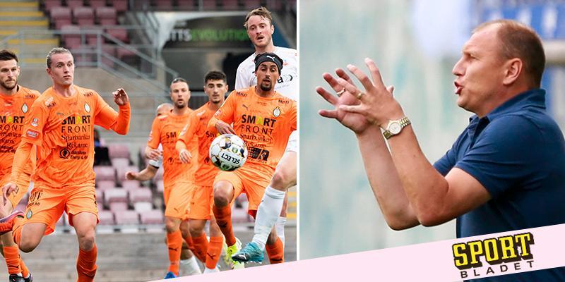 Tränaren lämnade AFC Eskilstuna efter tre timmar