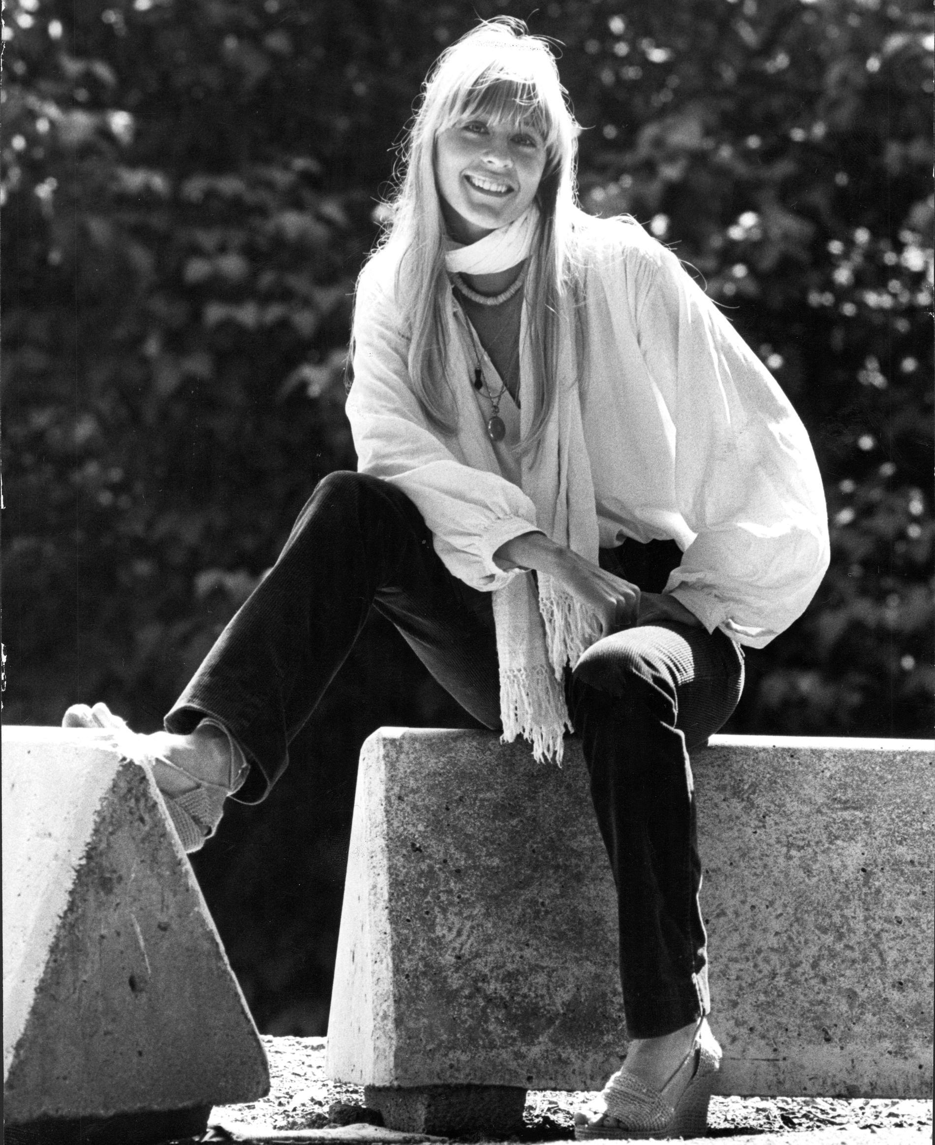 Nina Gunke 1978.