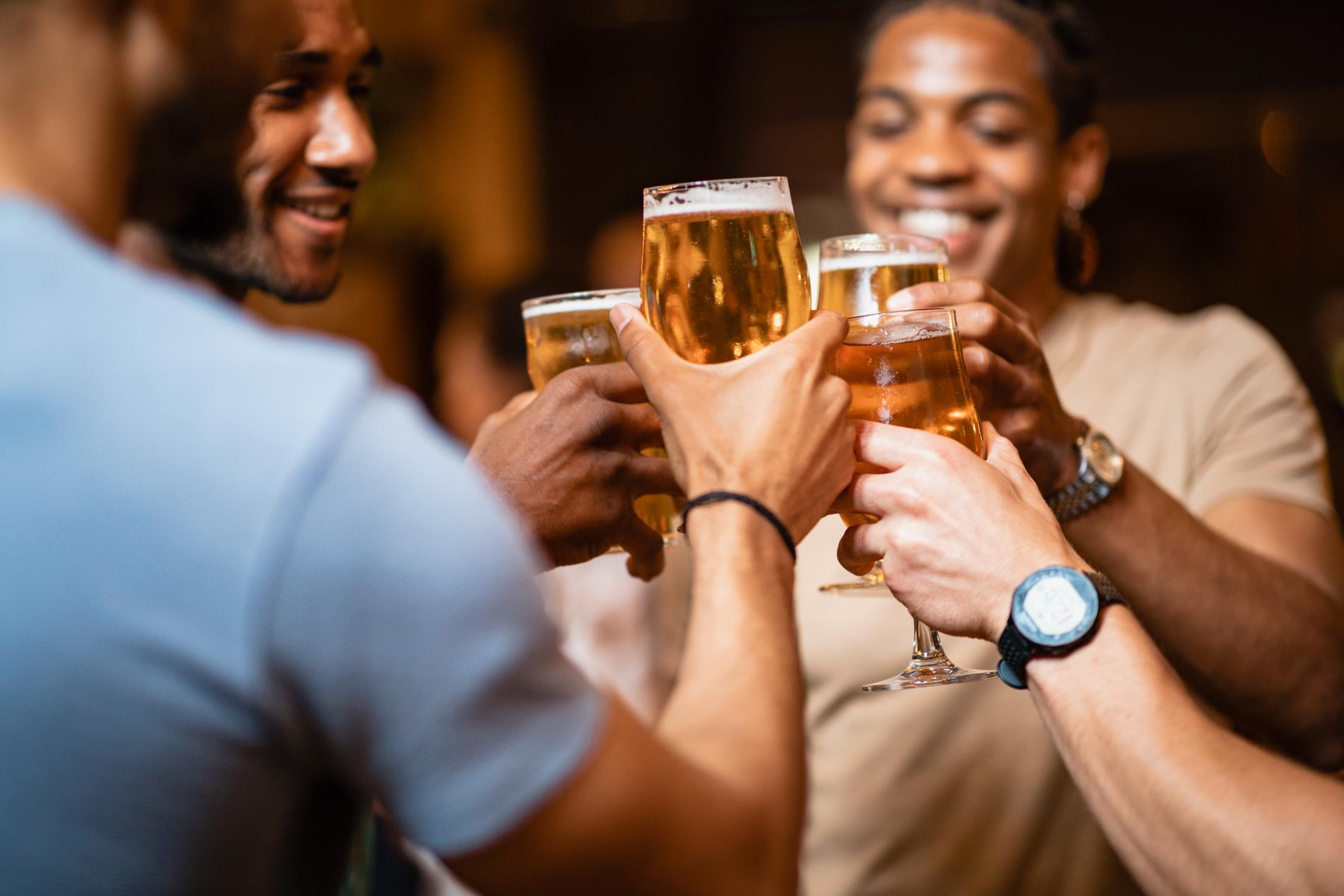 Försäljningen av alkoholfri öl i näthandeln har ökat med 351 procent under pandemin.