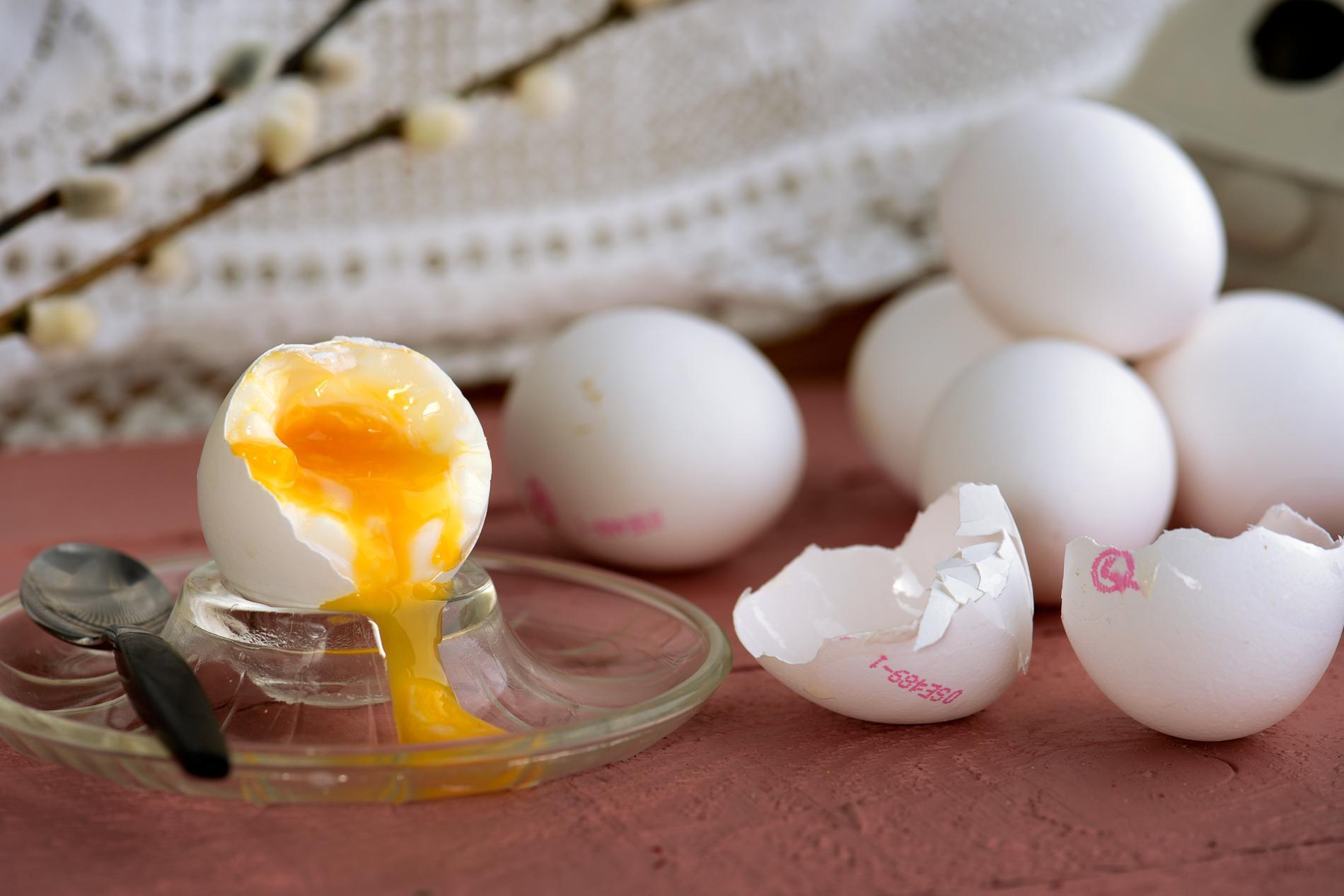Ägg innehåller alltifrån protein till D-vitamin och viktiga aminosyror.