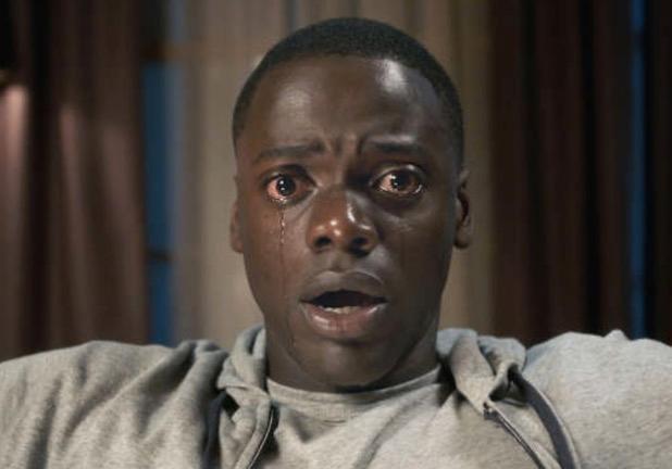 "Daniel Kaluuya i Jordan Peeles udda ""Get out""."