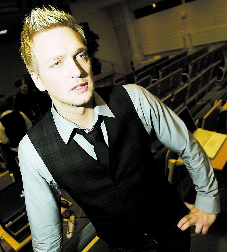 """""""Det är klart att det är trist"""", säger Scotts sångare Henrik Strömberg om SVT:s nummermiss. Nu hoppas han att det inte ska strula i Andra chansen."""