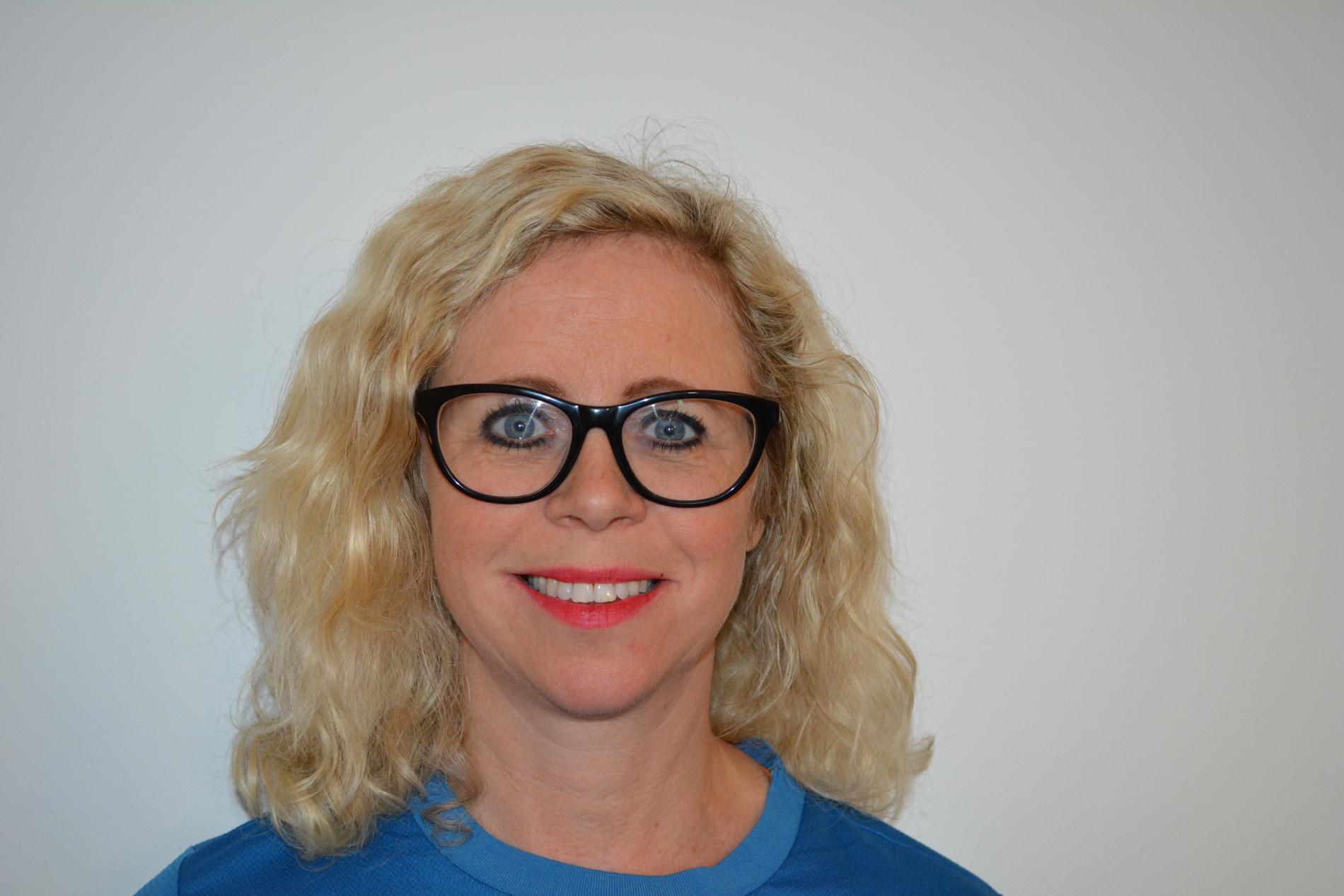 Ulrica Johansson.