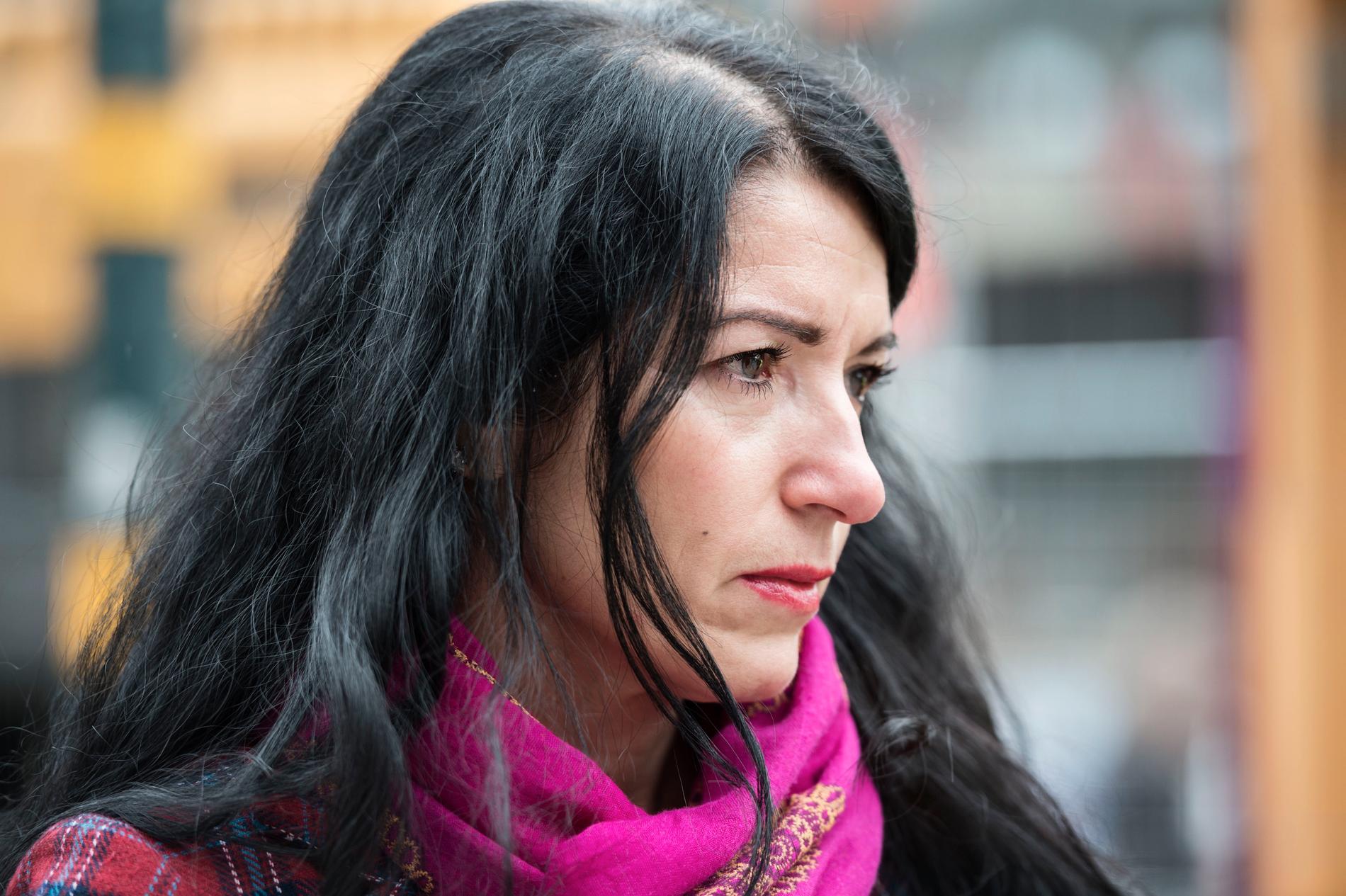 Amineh Kakabaveh, Vänsterpartiet
