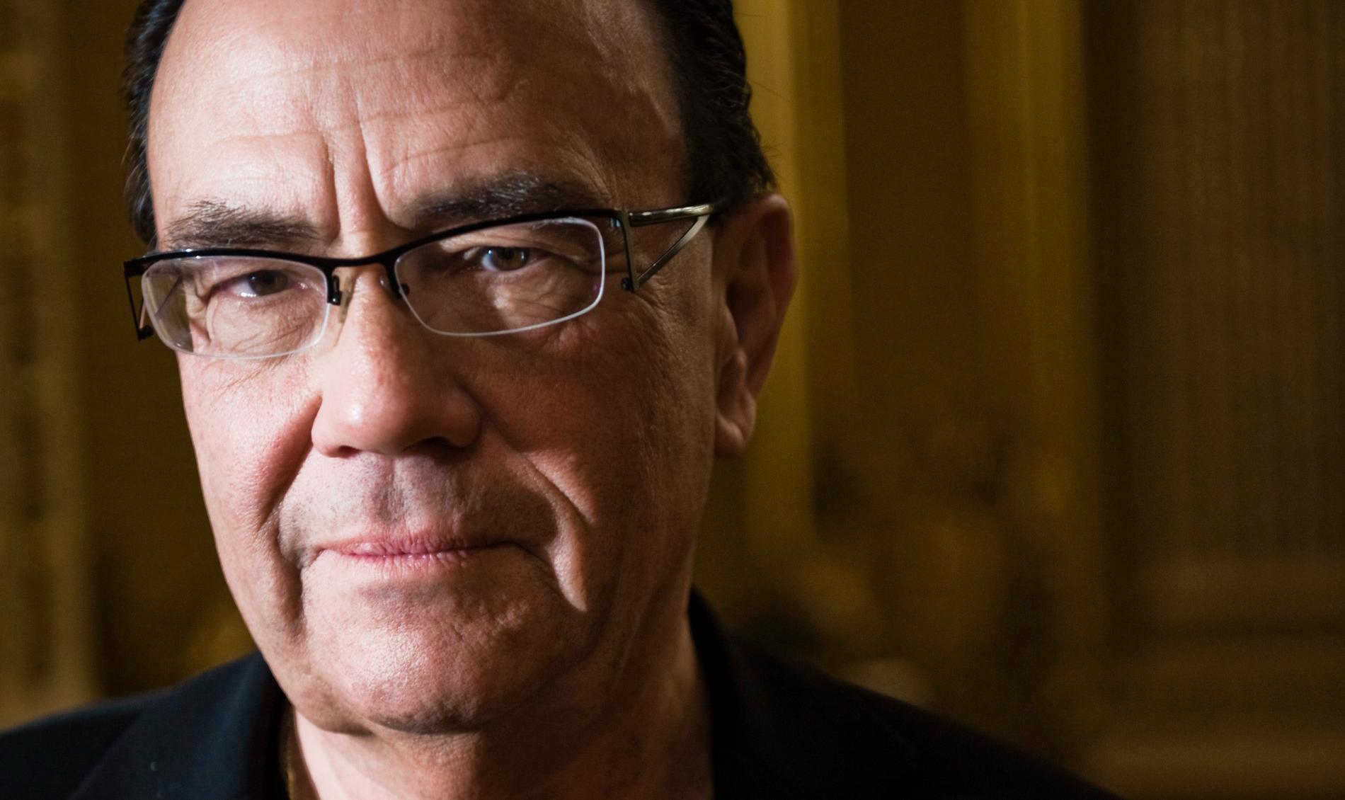 Sven-David Sandström (1942–2019).