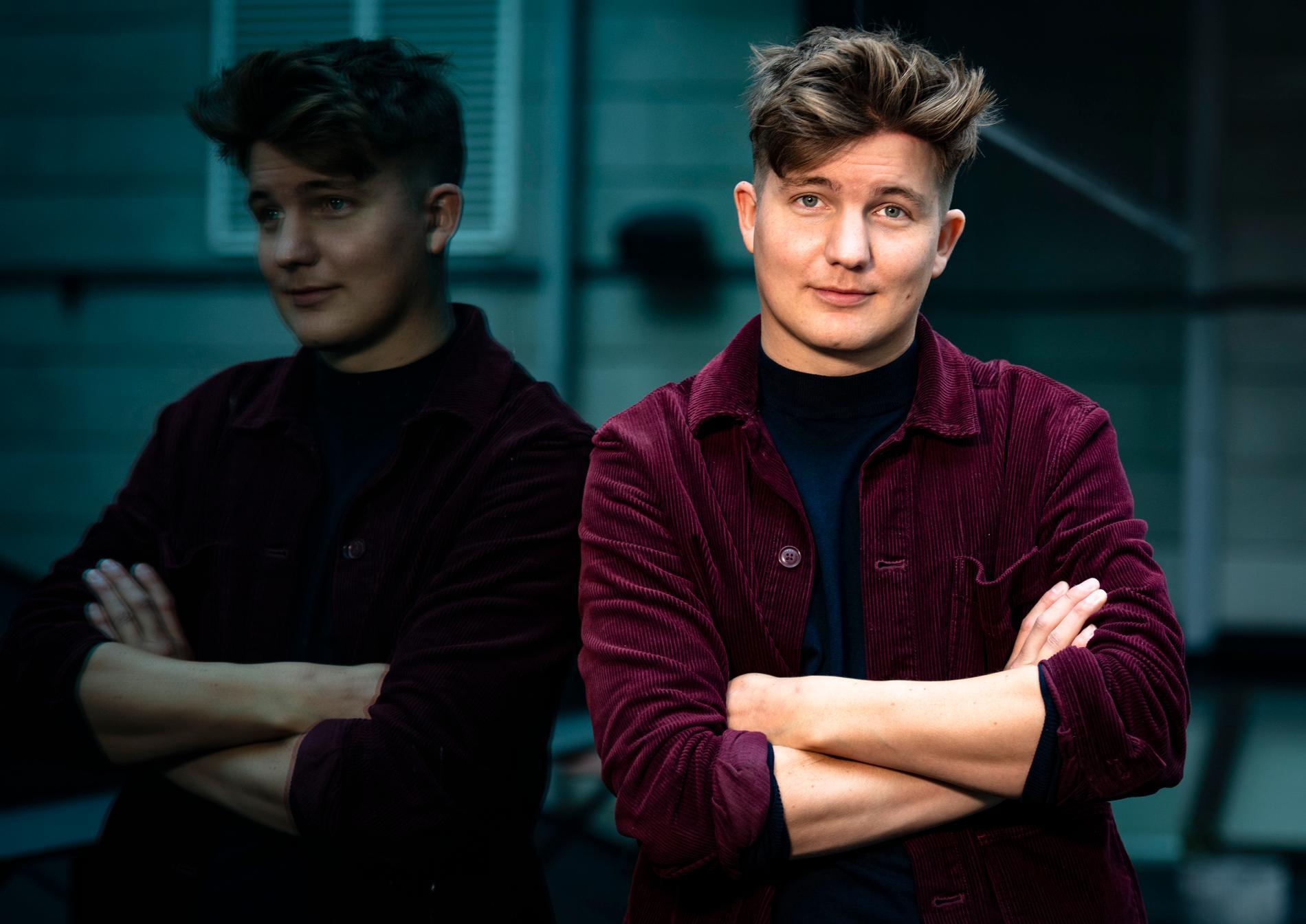 Daniel Norberg är ny i Svenska hjältars jury.