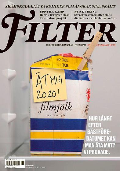 Magasinet Filter (omslag)