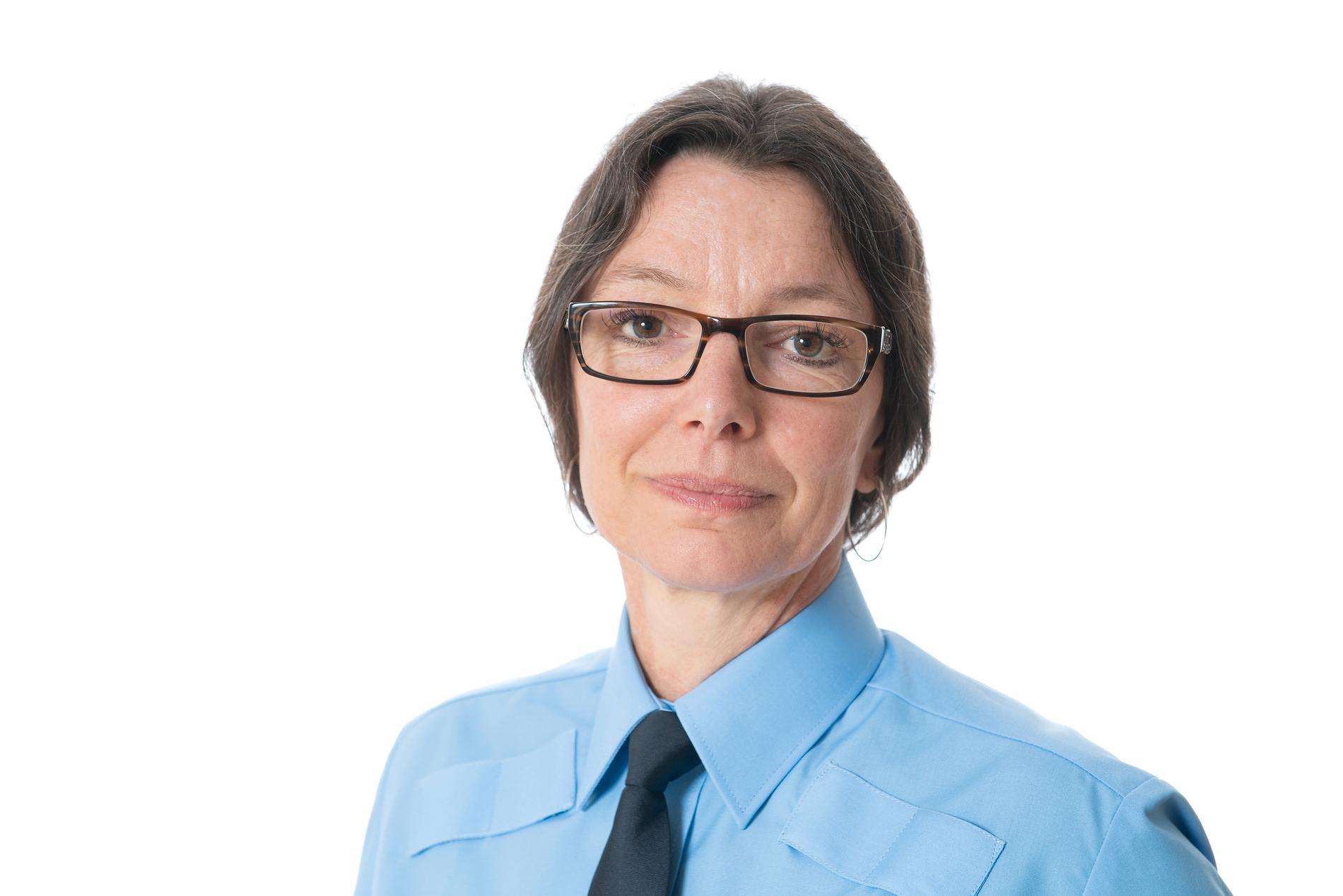 Monica Bergström, polisens presstalesperson, har aldrig tagit emot en liknande anmälan förut.