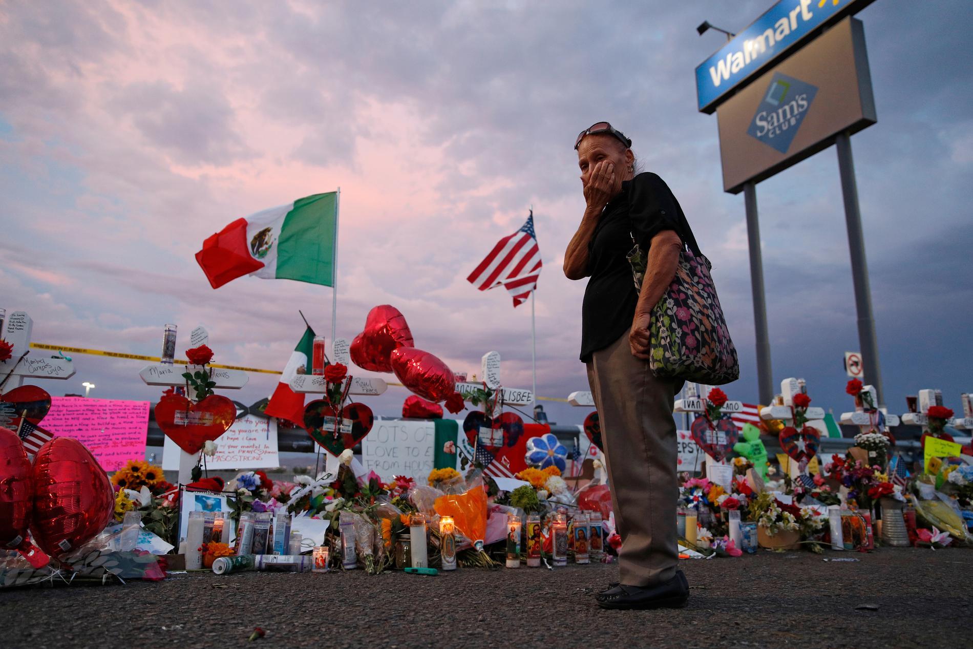 28 personer har gripits misstänkta för planer på att genomföra masskjutningar liknande de i El Paso och Dayton.