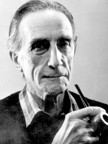 Marcel Duchamp (1887–1968).