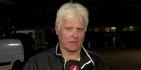 Tränaren Jerry Riordan.