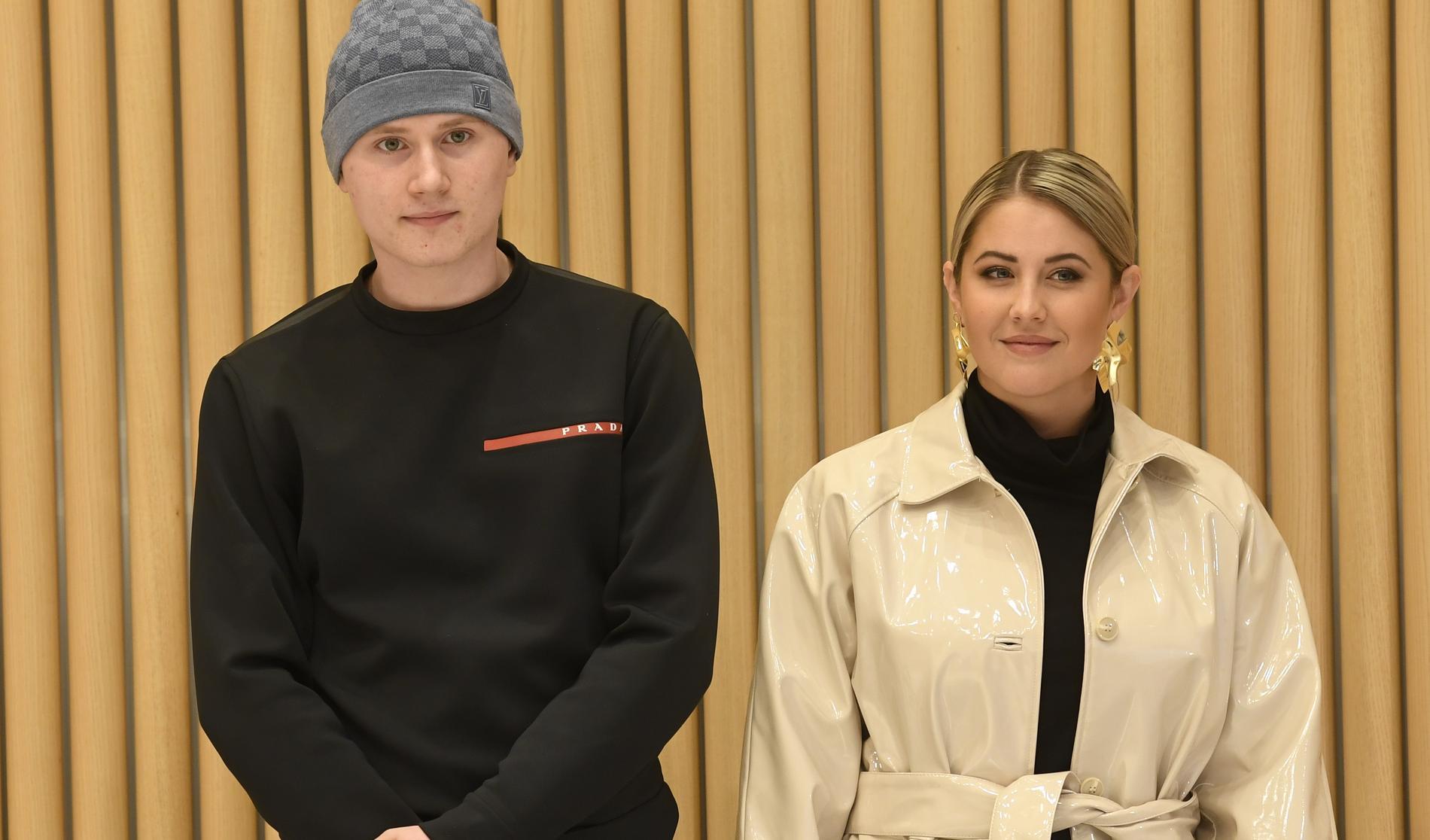 Molly Sandén och Einár tillkännagavs fem respektive fyra nomineringar var.