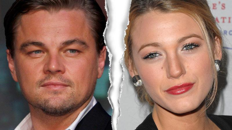 SLUT Leo uppges ha dumpat Blake – på inrådan av sin mamma.