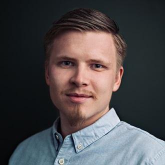 Traderas säkerhetschef Niclas Hjelm.