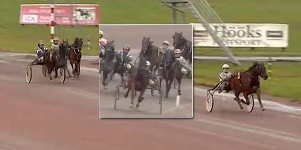 Manzano och Jorma Kontio tog en överlägsen seger på Örebro 30 november. I kväll får duon tipset igen.
