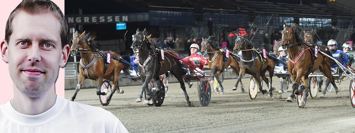 Sportbladets travexpert Per Nicklasson tippar V4.
