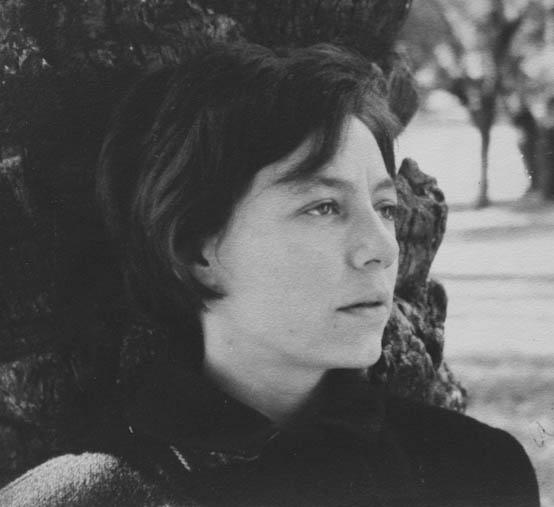 Alejandra Pizarnik (1936–1972).