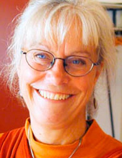 Iréne Johansson, pedagogen bakom Karlstadmodellen.