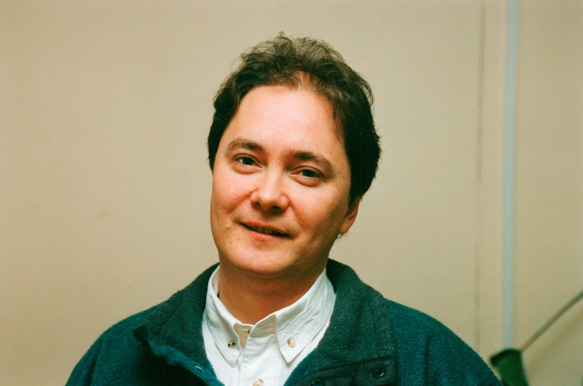 Stephen Lindholm 1994.