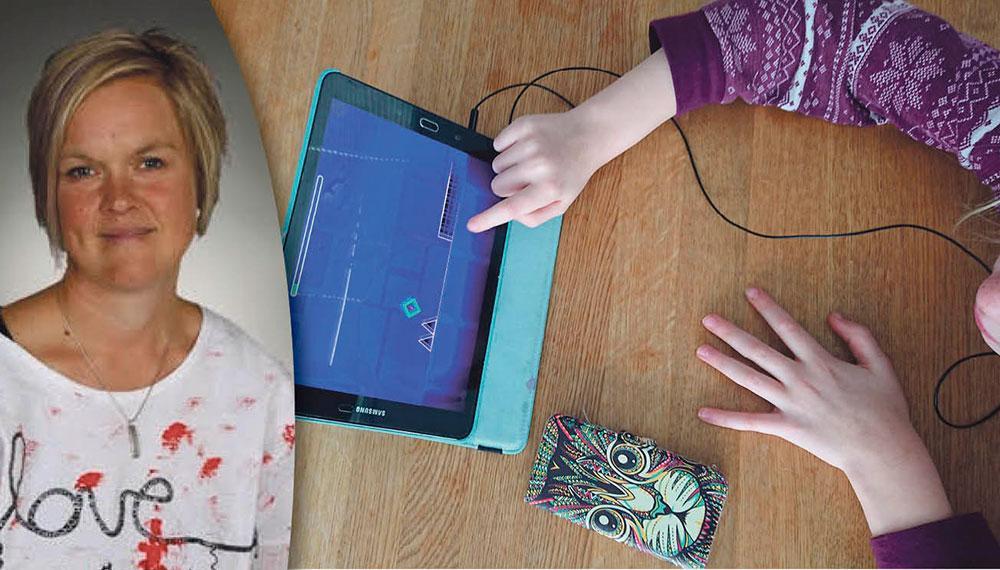 Vi behöver ungdomar som kan hantera och är medvetna om risker och möjligheter med digitala verktyg, skriver Sara Andersson.