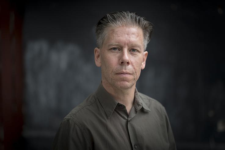 Erik Bergqvist (född 1970) är författare och litteraturkritiker.