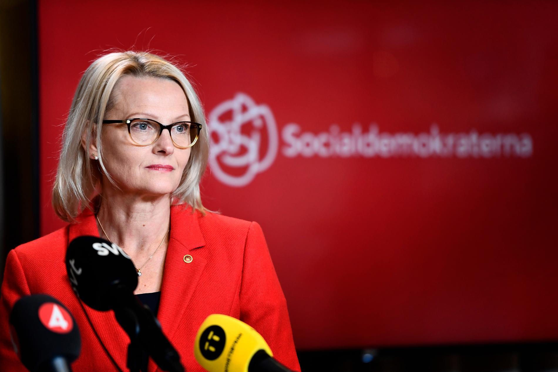 Heléne Fritzon (S).