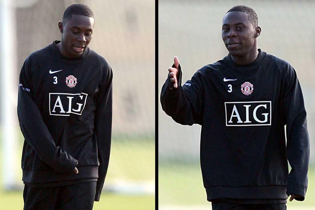 Provspel i Manchester United 2006.