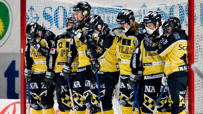 Äntligen fick Örebro vinna.