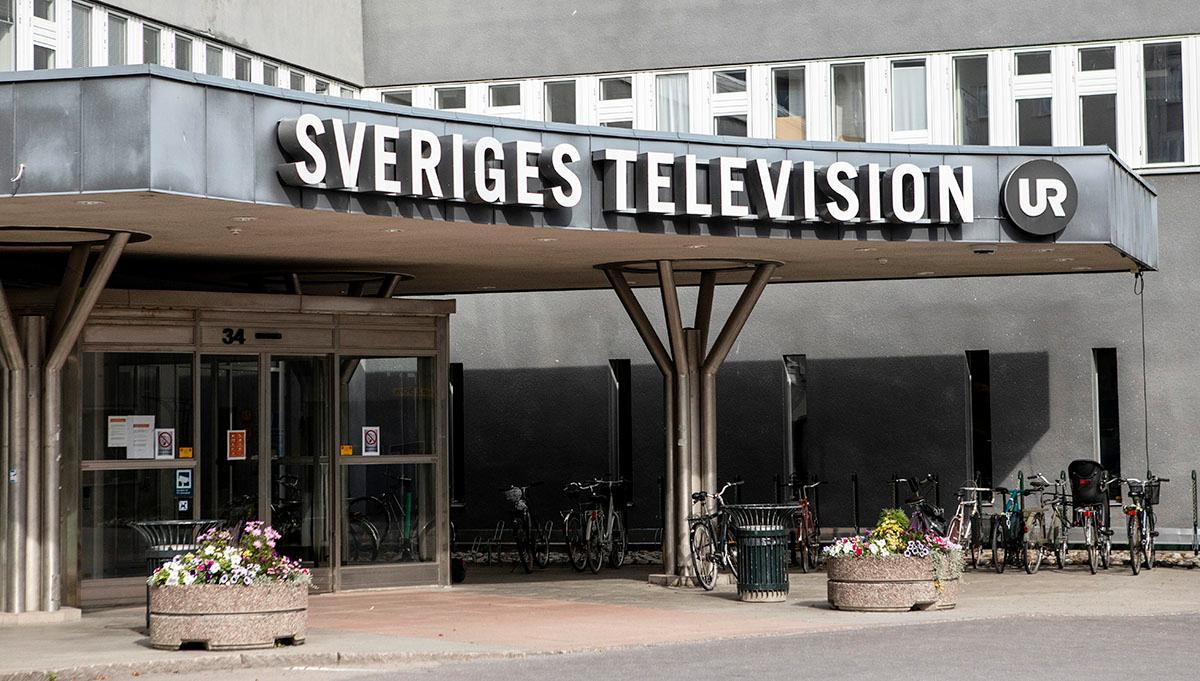 Sveriges television.