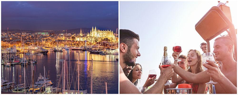 Palma har tröttnat på fulla turister som beter sig illa. Nu inför de hårda lagar mot bland annat offentligt sex, fylla och langning.