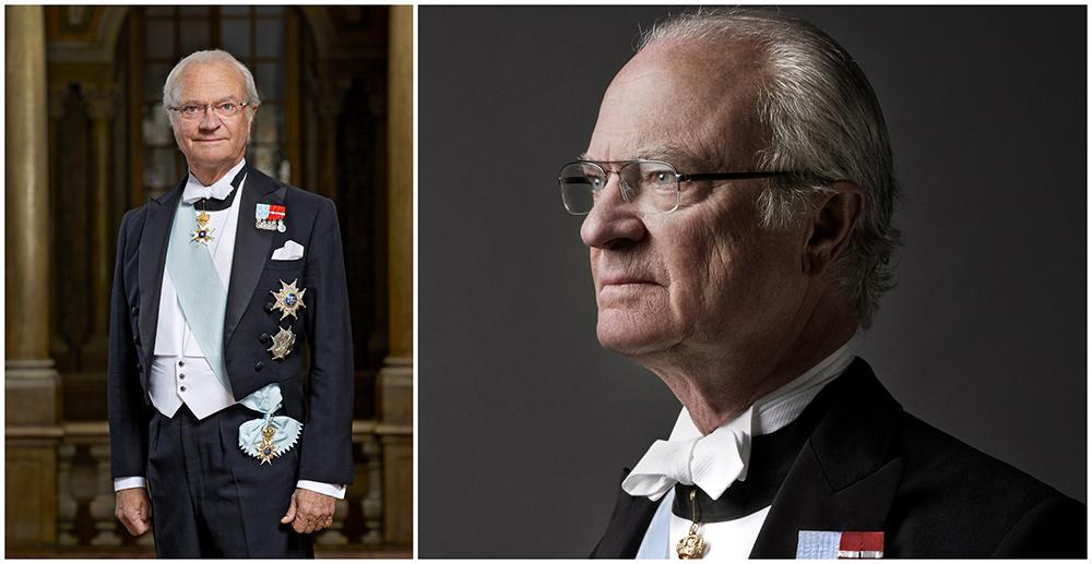 Kung Carl XVI Gustaf blev kung den 15 september 1973. Som statschef är han Sveriges främste representant. Han ska dessutom vara en samlande symbol för nationen.