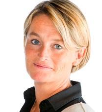 Mary Gestrin, kommunikationschef på Nordiska rådet.